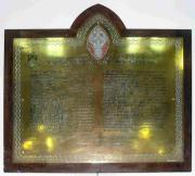 Aravon School Memorial
