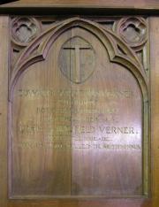 Verner Memorial