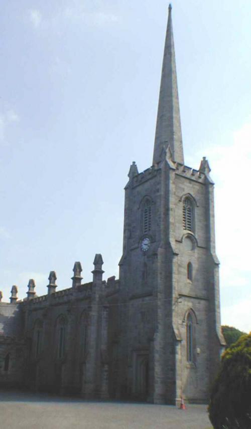Blackrock, St. Philip & St. James Church