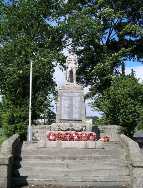 Downpatrick War Memorial