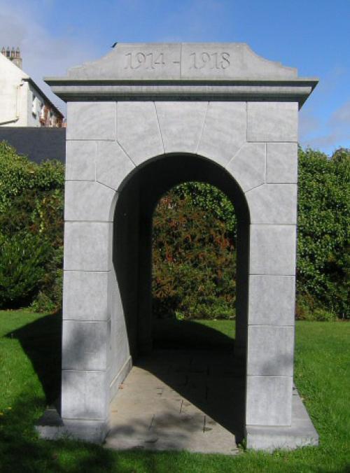 Carlow Great War Memorial Arch