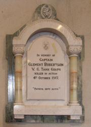 Robertson Memorial