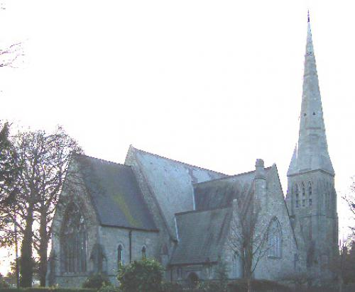 Dublin 03, Church of St. John the Baptist, Seafield Road