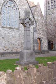 St. John Clontarf Memorial Cross