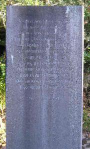 German Memorial