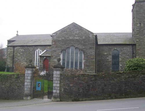 Kinsale, St. Multose's Church