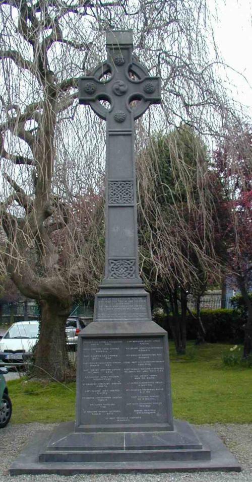 Donnybrook St.Mary's War Memorial Cross