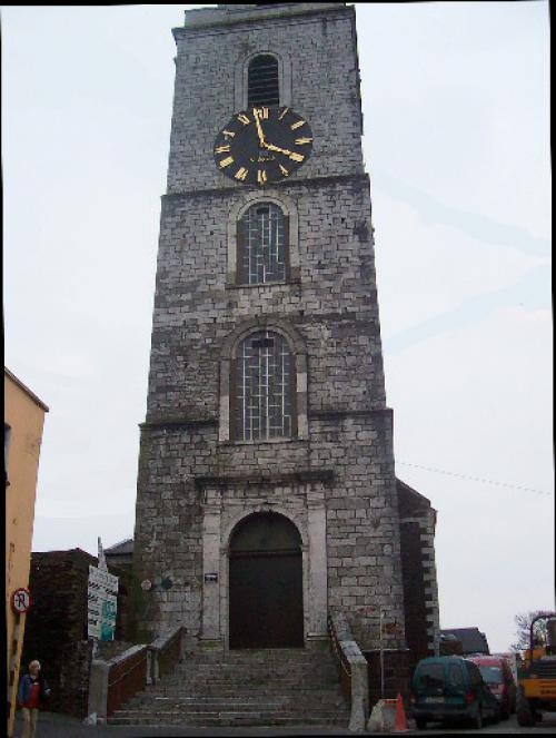 Cork, St. Ann's Church, Shandon