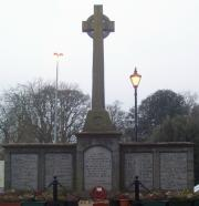Cahir Great War Memorial