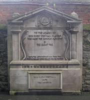 Irish Rugby Football Union Great War Memorial