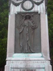 Royal Irish Regiment Boer War Memorial