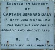 Daly Memorial