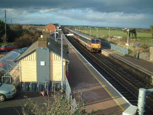 Gormanston Railway Station