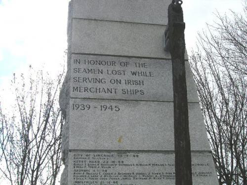 Irish Merchant Navy Memorial