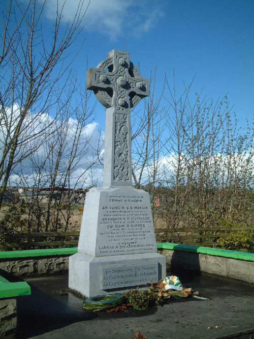 Halpin and Moran Memorial