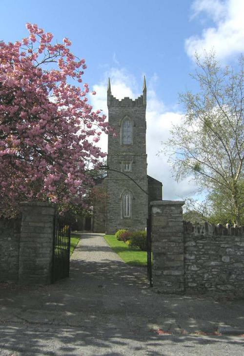 Dunlavin, St. Nicholas's Church