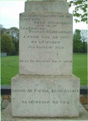 O'Carroll and Tierney Memorial