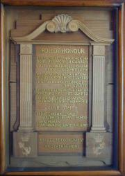 R.St.G.Y.C. Roll of Honour