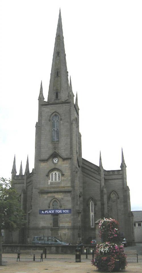 Monaghan, St. Patrick's Church
