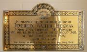Hickman Memorial