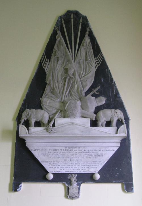 J. O. Lucas Memorial