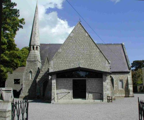 Carrickmines, Tullow Church