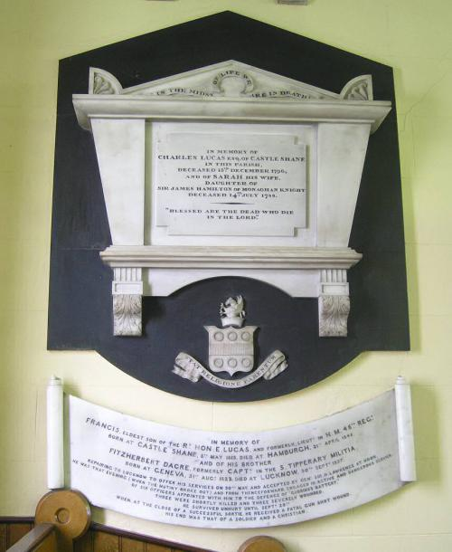 F. D. Lucas Memorial