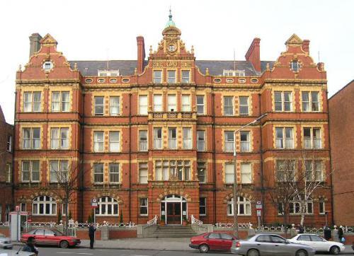 Dublin 04, Baggot St. Hospital