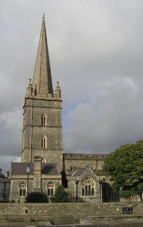 Derry, St. Columb's Cathedral