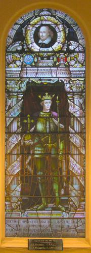 Freemasons Hall Memorial Window