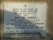 English and Somers Memorial