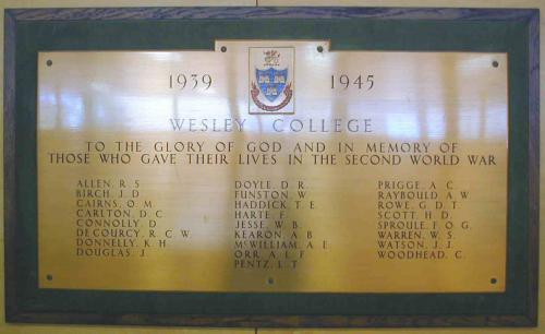 Dublin 16, Dundrum, Wesley College
