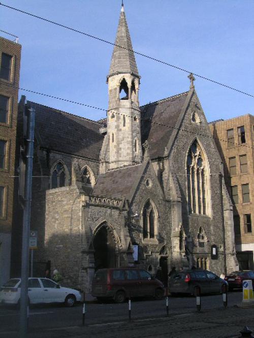 Dublin 02, Unitarian Church, St Stephen's Green