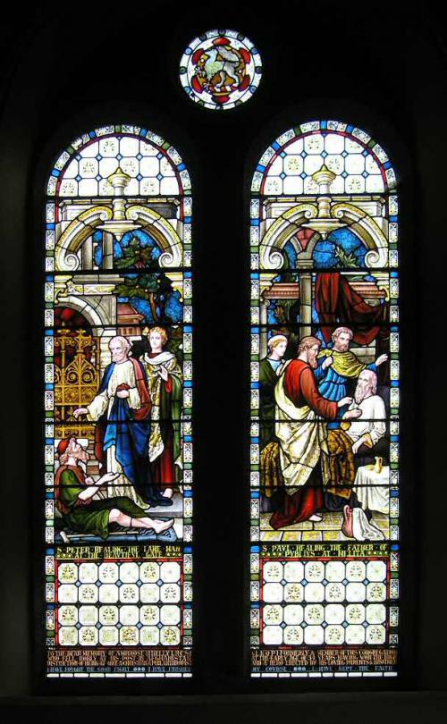 Kelly Memorial Window