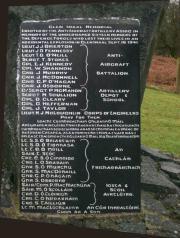 Glen Imaal Memorial