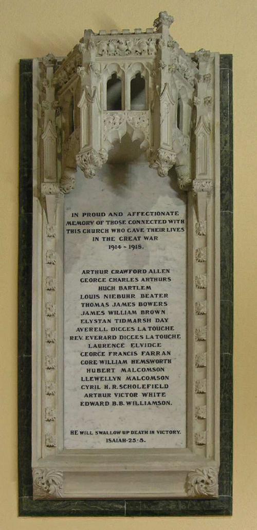 Dublin 06, Rathgar, Zion Church