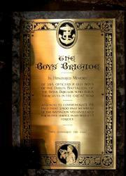Boys' Brigade Memorial