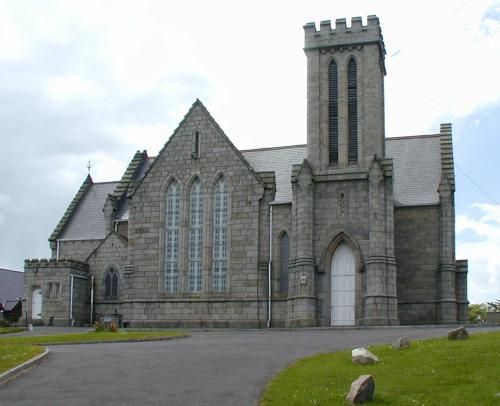 Dalkey, St. Patrick's Church