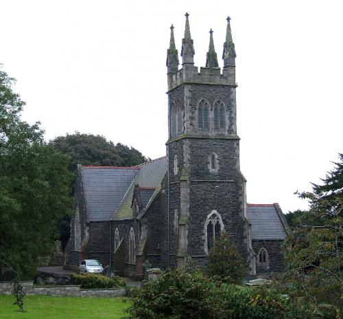 Carnmoney, Church of the Holy Evangelists