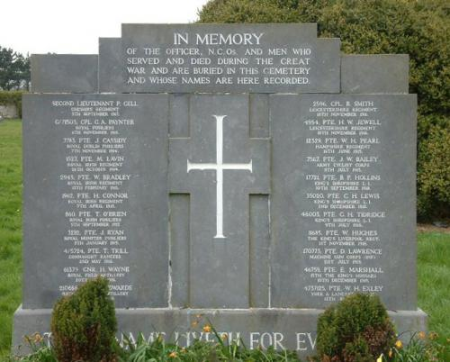 Fermoy Military Cemetery