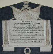 Gaynor memorial