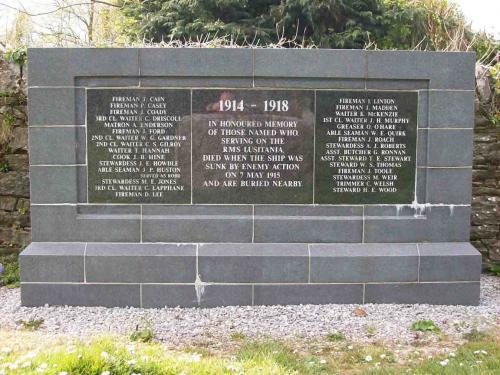 Lusitania Memorial