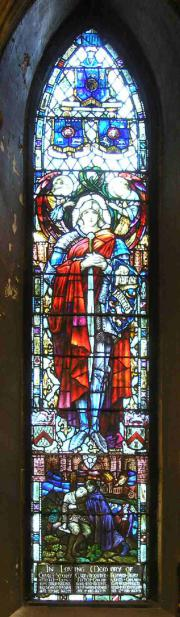 French and Johns Memorial Window