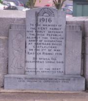 Kent Family Memorial