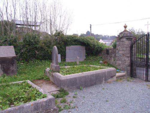 Kinsale, Old Abbey Graveyard