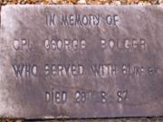 Lebanon Memorials