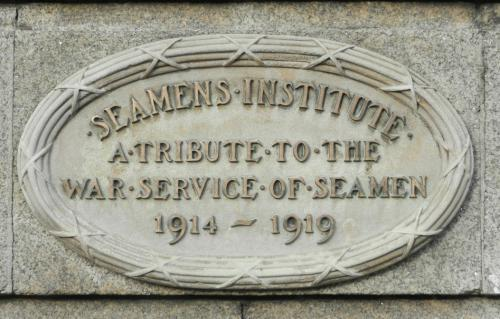 Dublin 01, Seamen's Institute